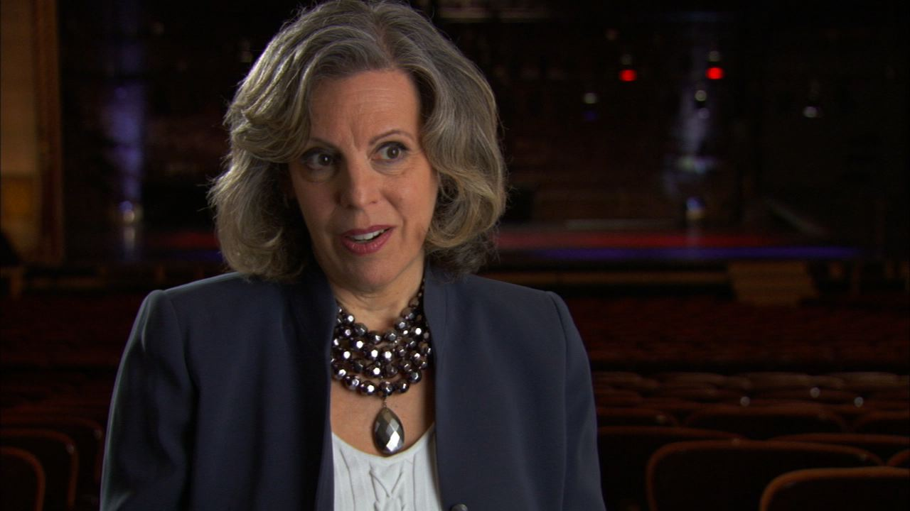 Shelley Brown on Theater